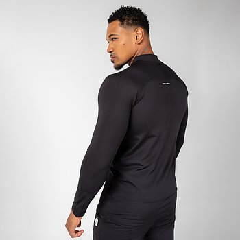 Hamilton Hybrid Long Sleeve, black