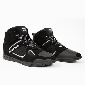 Troy High Tops, black/grey