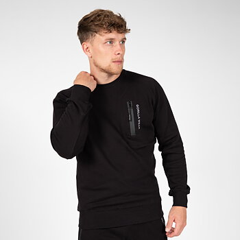 Newark Sweater, black