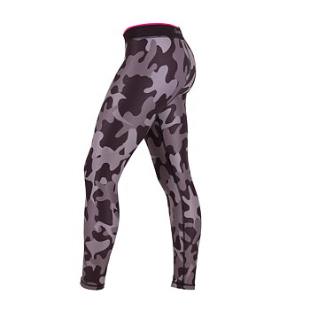 Camo Tights, black/grey