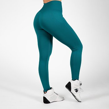Yava Seamless Leggings, green