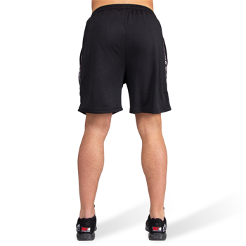 Reydon Mesh Shorts, black