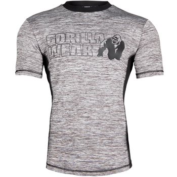 Austin T-Shirt, grey/black