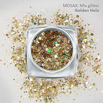 MIX - Golden holo