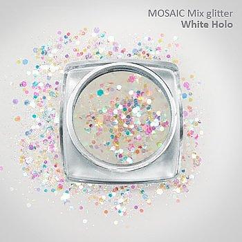 MIX - White holo