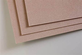 Pastelmat Ark 50x70cm Brown 5-pack