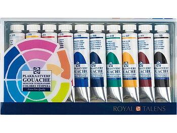 Gouachefärg Royal Talens Extra Fine 10x20ml