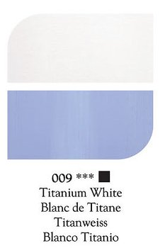 Oljefärg Georgian  009 Titanium White 225ml