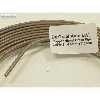 Hydraulrör  4,5mm  7,62 met