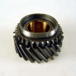 Treans kugghjul på huvudaxel
