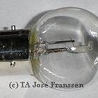 c Glödlampa 6 V 36/45 W French-sockel