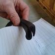 U-gummiprofil till fönsterhissskena