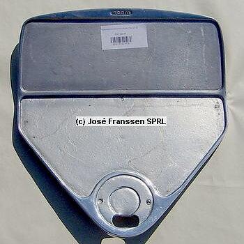 Reg-skylthållare Robri 01/38 -09/52