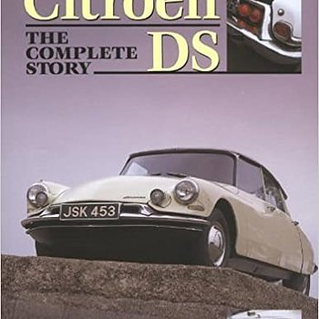 Citroën DS The Complete Story