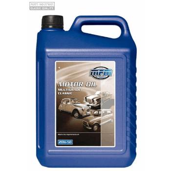 Motorolja 20w-50 5 liter