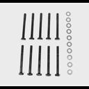 Bultsats med topplocksbultar