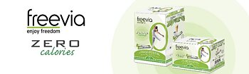 Freevia, stevia sticks, 40st