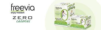Freevia, stevia sticks, 40st