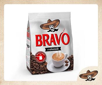 Bravo Grekisk kafé 193g