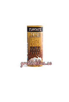 flocafe ice coffe drink cappuccino 230ml