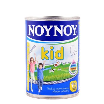 kondenserad mjölk nounou kid 400g