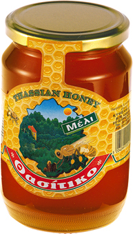 honung Thasitiko 450g. Blomma & barrträd honung