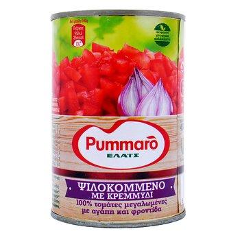 krossade tomater med lök Pummaro, 400g