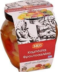Fruktcoctail 580g, SKO, från Skyrda