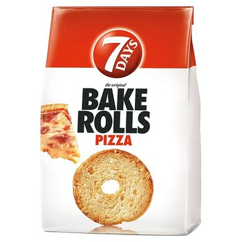 Bake Rolls Pizza, 7 days, 112gr