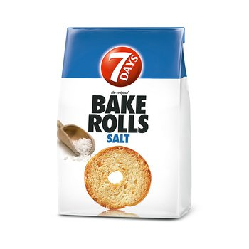 Bake Rolls Salt, 7 days, 112gr