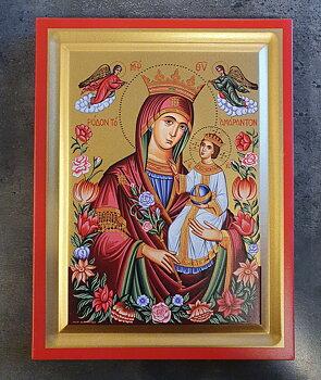 Jungfru Maria, rodon