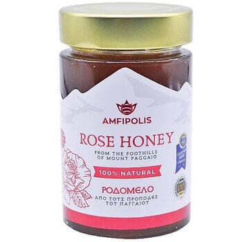 amfipolis, ros honung 250g