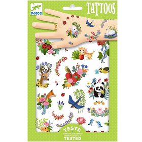 Tatueringar - Happy spring