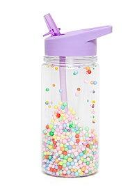 Vattenflaska - Pompom lila