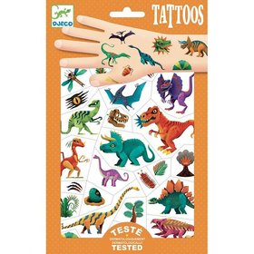 Tatueringar - Dinosaurier