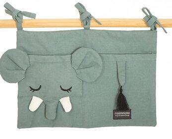 Sängficka, Elefant
