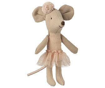 Maileg - Lillasyster mus med tyllkjol