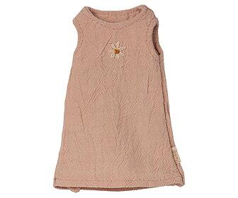 Maileg -  Rosa klänning size 1