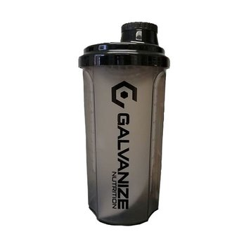 Galvanize Black Shaker 700ml