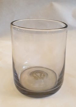 Water glass gray 1800s
