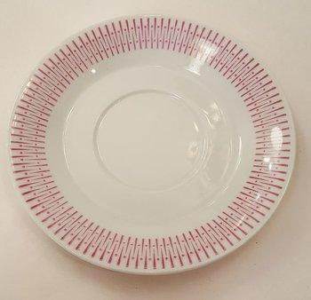 Karla tea saucer pink