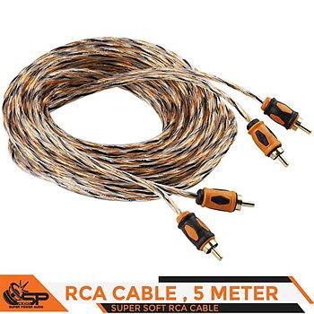 SPAUDIO RCA 5 METER