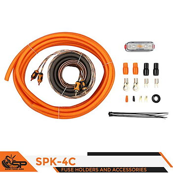 SPAUDIO 4 AWG/25MM2 POWERKIT