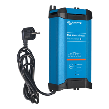 VICTRON Blue Smart IP22 batteriladdare. 12V/30A, 1 utgång