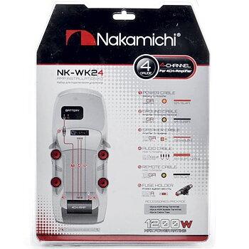 Nakamichi NK-WK24 1200w 4-CHANNEL