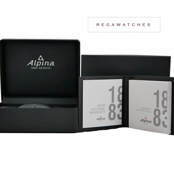 Alpina Startimer Pilot Big Date Chronograph AL-372GR4FBS6