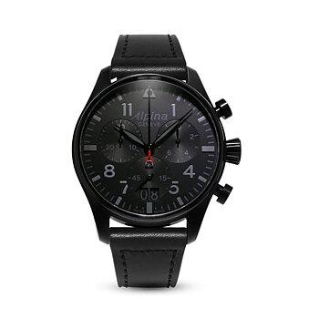 Alpina Startimer Pilot Chronograph Activity Tracker AL-372BB4FBS6