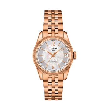 Tissot T-Classic Ballade Automatic Chronometer Ladies T108.208.33.117.00