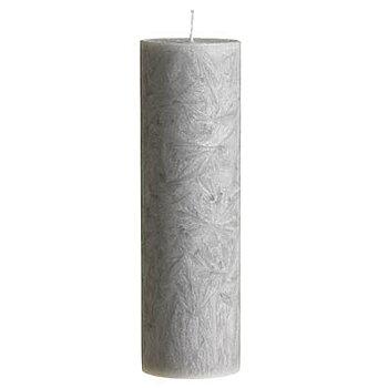Crystalljus Ljusgrå 6x20