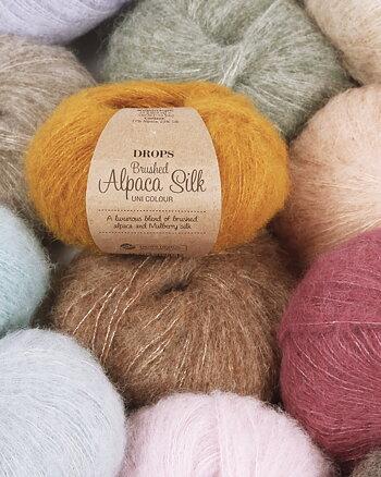 Fyndpåse Brushed Alpaca Silk